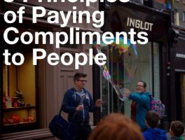 5 Principles of Paying Compliments to People