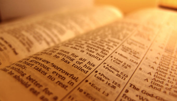 God's Word. So What?