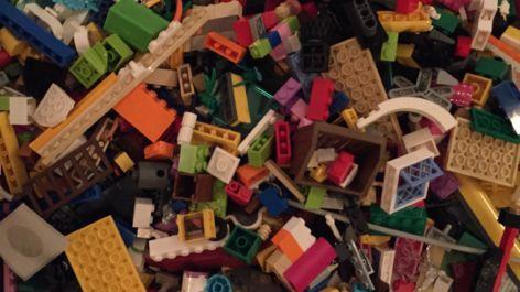 God, Legos and Santa Claus