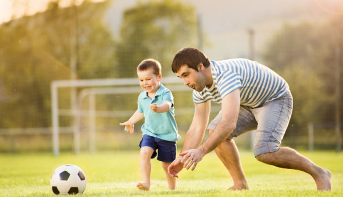 Are You An Approachable Dad?