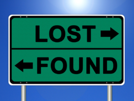 What It Means To Be Lost