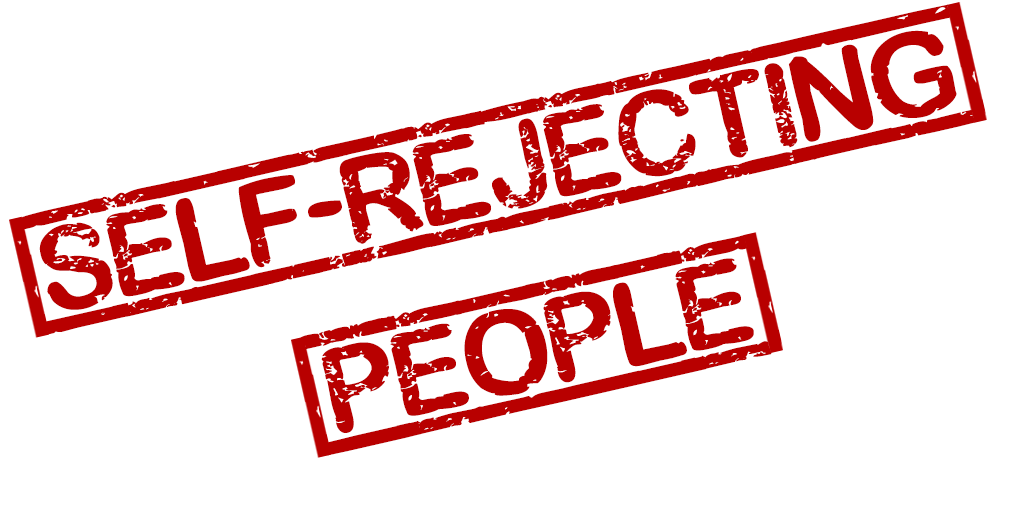 self-rejecting-people