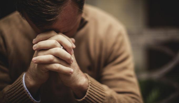 Pray . . . Then Rest