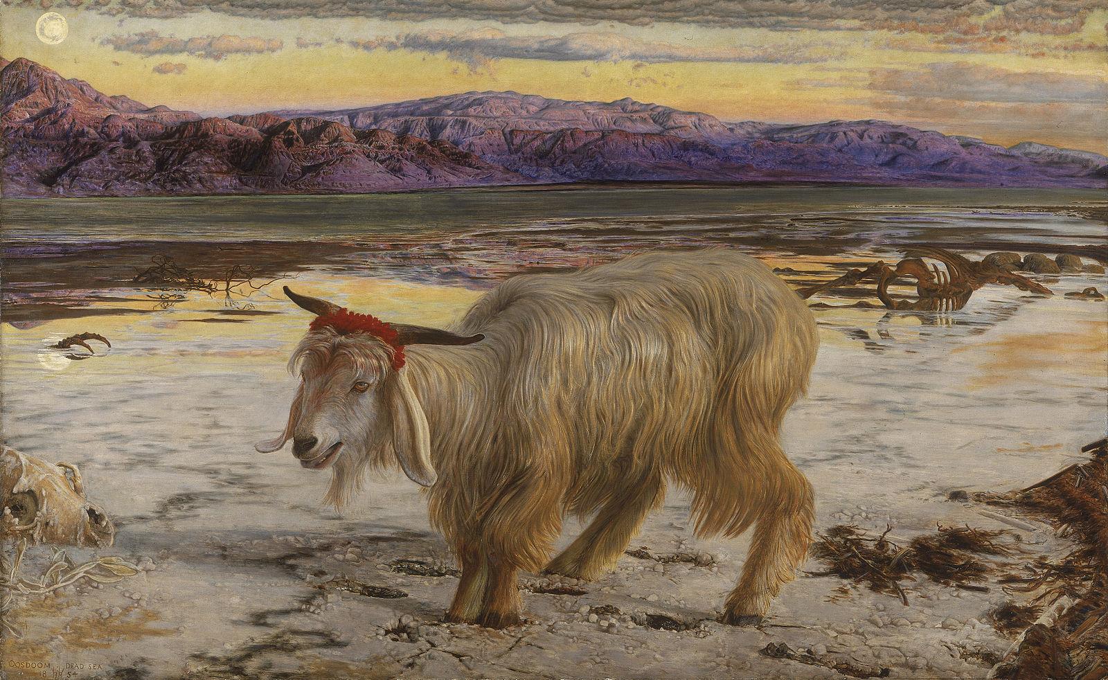William Holman Hunt [Public domain], via Wikimedia Commons