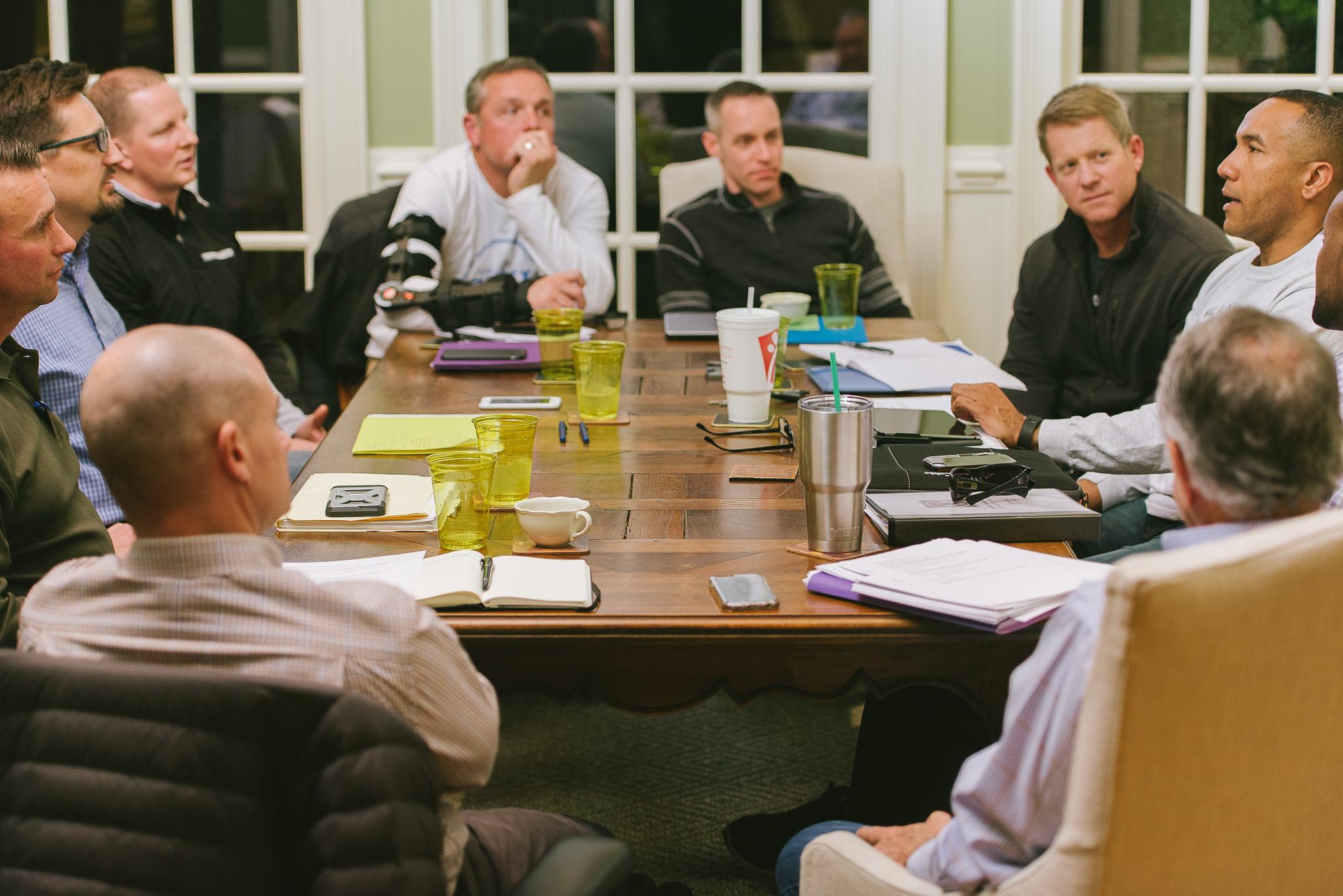 mentoring group