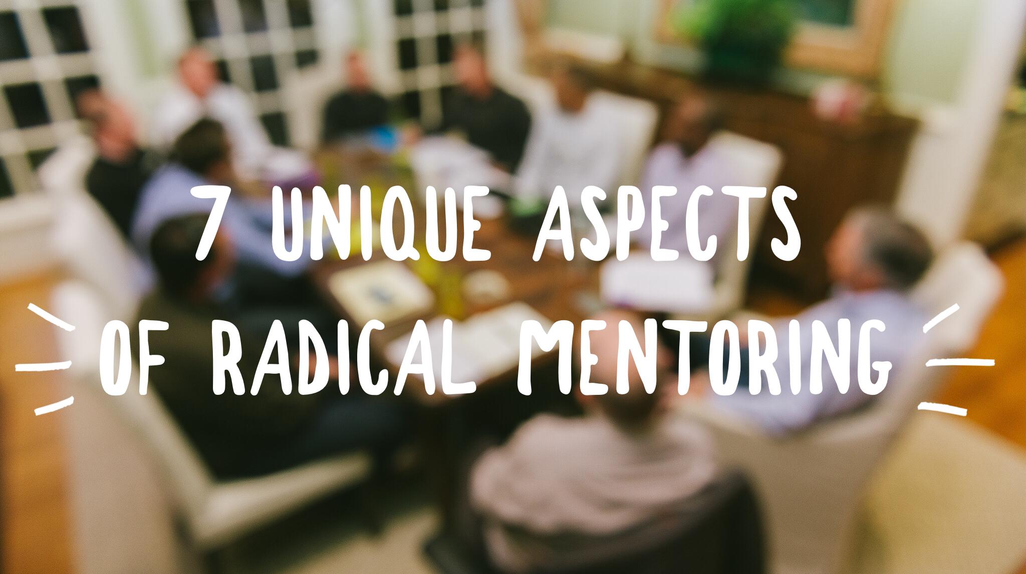 Radical Mentoring