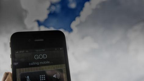 """""""God Told Me"""""""