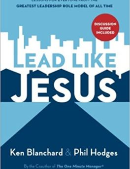 Lead Like Jesus