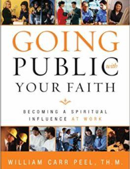 Going Public with Your Faith