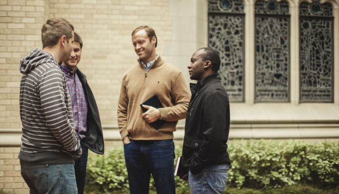 How to Start (or Restart) a Men's Ministry in Your Church